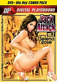 Jack Attack #2  (DVD/BD Combo Pack) (133630.9)