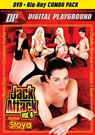 Jack Attack #4  (DVD/BD Combo Pack) (133632.8)