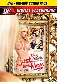 Just Like Mom (2 DVD Set) DVD/Blu-ray Combo (133918.1)