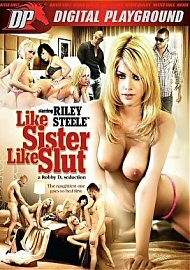 Riley: Like Sister Like Slut (2 DVD Set) DVD/blu-Ray Combo (134108.4)