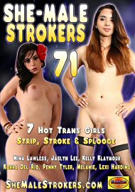 She-Male Strokers 71 (134402.1)
