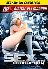 Sex & Corruption 3 (2 DVD Set) DVD/blu-Ray Combo (134439.4)