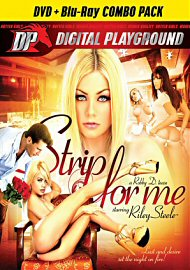 Strip For Me (2 DVD Set) DVD/blu-Ray Combo (134477.7)