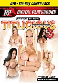Titlicious 3 (2 DVD Set) DVD/blu-Ray Combo (134520.3)