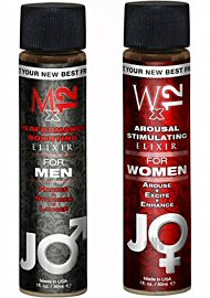 Jo Elixir Combo Pack - M12 X Elixir Supplement - 1 Oz. (135556.5)