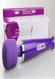 Wireless 10 Speed Rechargeable Magic Wand Massager (135787.1)