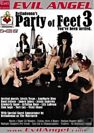 Party Of Feet 3 (2 DVD Set) (137224.2)