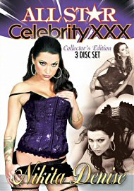 All Star Celebrity Xxx Nikita Denise (3 DVD Set) (137409.50)