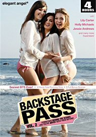 Backstage Pass 2 (4 Hours) (138860.5)