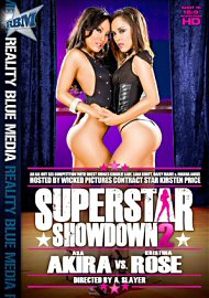 Superstar Showdown 2: Asa Akira Vs. Kristina Rose (138964.10)