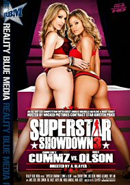 Superstar Showdown 3: Courtney Cummz vs. Bree Olson (138965.10)