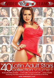 Top 40 Latin Adult Stars Collection 1 (2 Dvd Set) (139279.100)