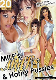 Milf'S, Muffs & Horny Pussies 1 (4 DVD Set) (140372.200)