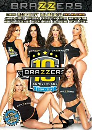 Brazzers 10th Anniversary (2 DVD Set) (2014) (140500.4)