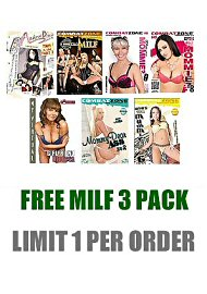 Free Deal: Get 3 Milf DVDs On Orders Of $50 & Up. (limit 1 Per Order) (140900.50)