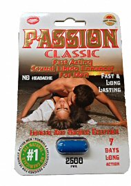 Passion Classic Sexual Libido Male Enhancement Pill (140947)