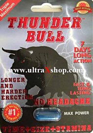 Thunder Bull Male Enhancement Pill (140955.25)