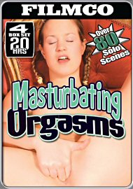 Masturbating Orgasms (4 DVD Set) (141187.1)