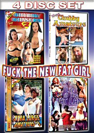 Fuck The New Fat Girl (4 DVD Set) (143290.3)