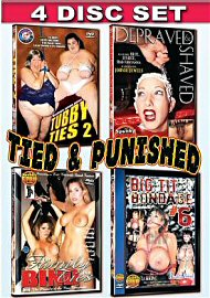 Tied And Punished (4 DVD Set) (143421.3)