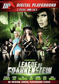 League Of Frankenstein (2 DVD Set) (143694.9)