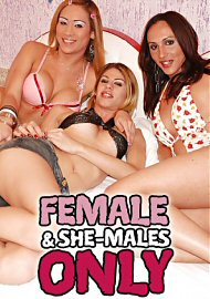 Female & She-Males Only (143841.100)