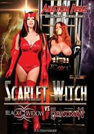Scarlet Witch: Black Widow Vs Batwoman (144086.7)