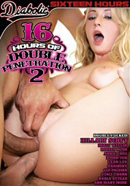16 Hours Of Double Penetrations 2 (4 DVD Set) (144193.1)