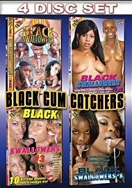 Black Cum Catchers (4 DVD Set) (144627.3)