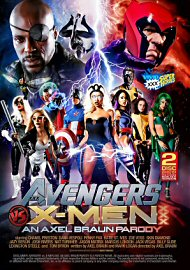 Avengers Vs X-Men Xxx (2 DVD Set) (144725.45)