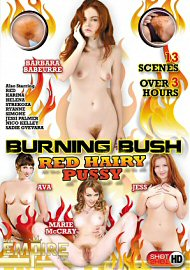 Burning Bush: Red Hairy Pussy (144926.3)