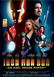 Iron Man Xxx: An Axel Braun Parody (2 DVD Set) (145108.7)