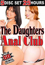 The Daughters Anal Club (5 DVD Set) (145311.2)