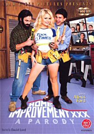 Home Improvement Xxx A Parody (only 1 DVD) (145843.1000)