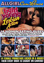 Tight Young Lesbian Action - DVD - All Girl Cam House (145911.100)