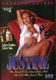 Nothing To Hide 2 : Justine Adult DVD (146788.100)