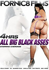 All Big Black Asses - 4 Hours (146817.10)