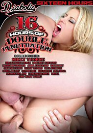 16 Hours Of Double Penetrations 1 (4 DVD Set) (147629.2)