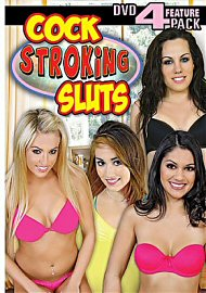 Cock Stroking Sluts (4 DVD Set) (147819.7)