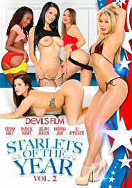 Starlets Of The Year 2 (2017) (148052.9999)