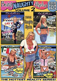 Being Naughty Alysha 2 (4 DVD Set) (148098.10)