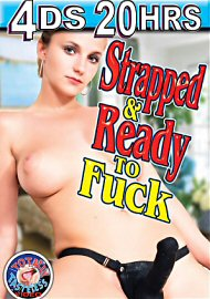 Strapped & Ready To Fuck (4 DVD Set) (2017) (148778.2)