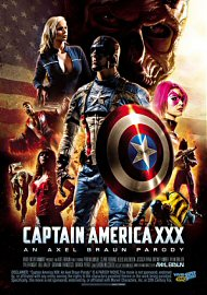 Captain America Xxx: An Axel Braun Parody (2 DVD Set) (149390.12)