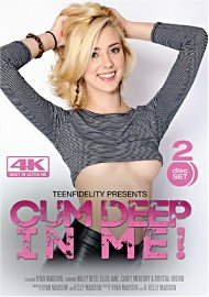 Cum Deep In Me (2 DVD Set) (2017) (149570.9996)