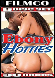 Ebony Hotties (6 DVD Set) (150402.9999)