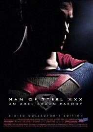 Man Of Steel Xxx: An Axel Braun Parody (2 DVD Set) (150734.20)