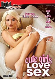 Cute Girls Love Sex (2 DVD Set) (2017) (151826.9999)