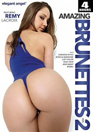 Amazing Brunettes 2 - 4 Hours (2017) (152624.9999)