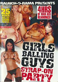 Girls Balling Guys  Strap-On Party (154109.3)