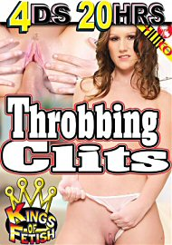 Throbbing Clits (4 DVD Set) (2017) (154120.29997)